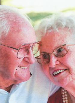 дед и бабка фото