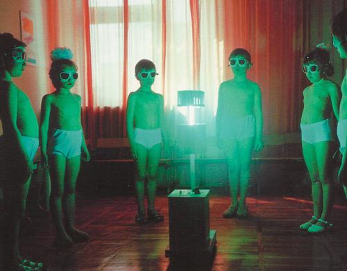 Светотерапия фото