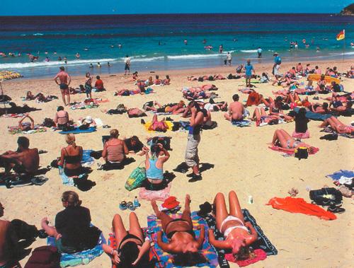пляж фото