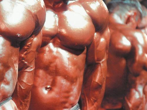 большая мышечная масса