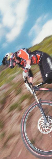 велосипедист фото