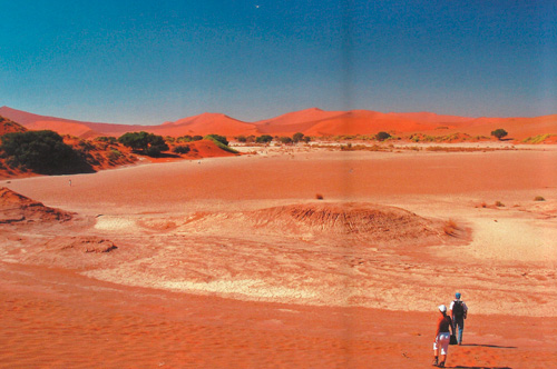 пустыня фото