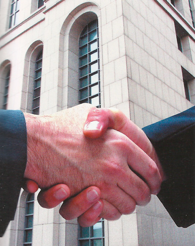 Рукопожатие фото
