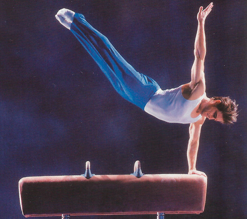 гимнаст